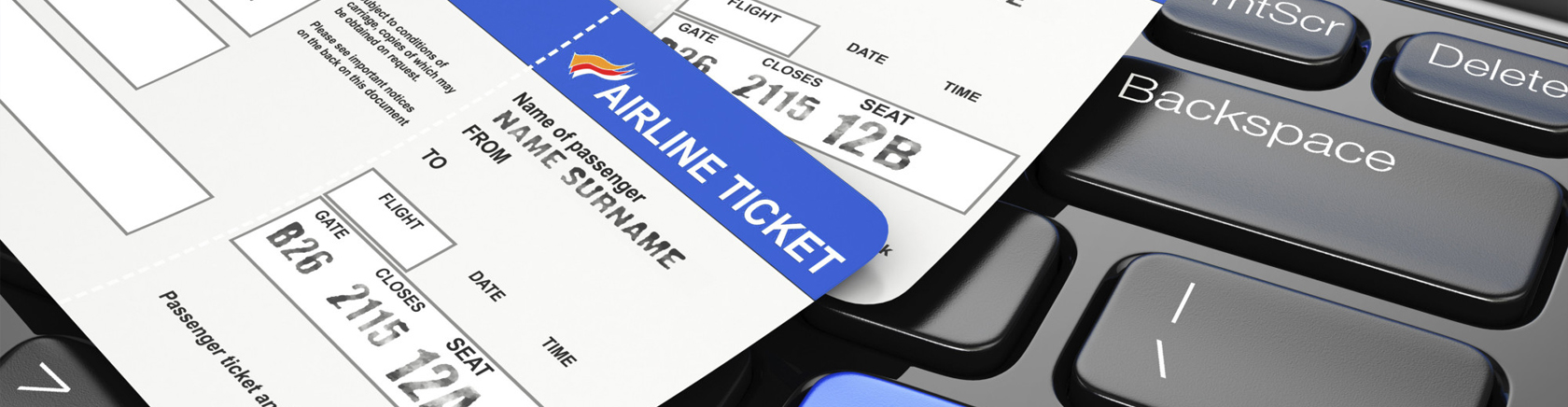 Airticket / Busticket / Railticket for Domestic & International